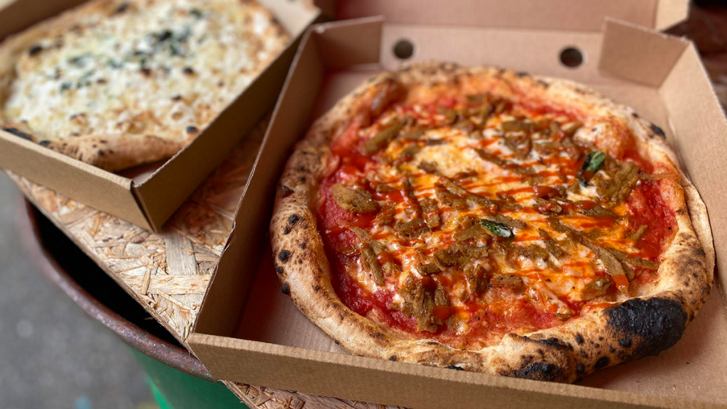 An All-Vegan Pizza Festival Is Coming To Manchester This Weekend