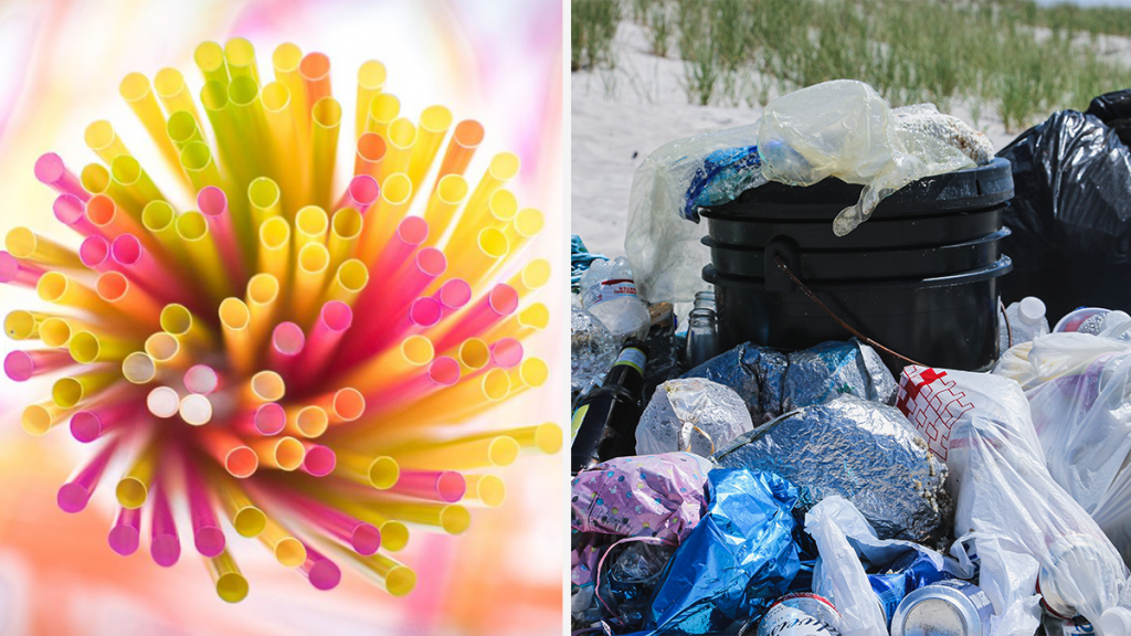 Plastic Straws, Stirrers And Cotton Buds Are Now Banned In England From Today