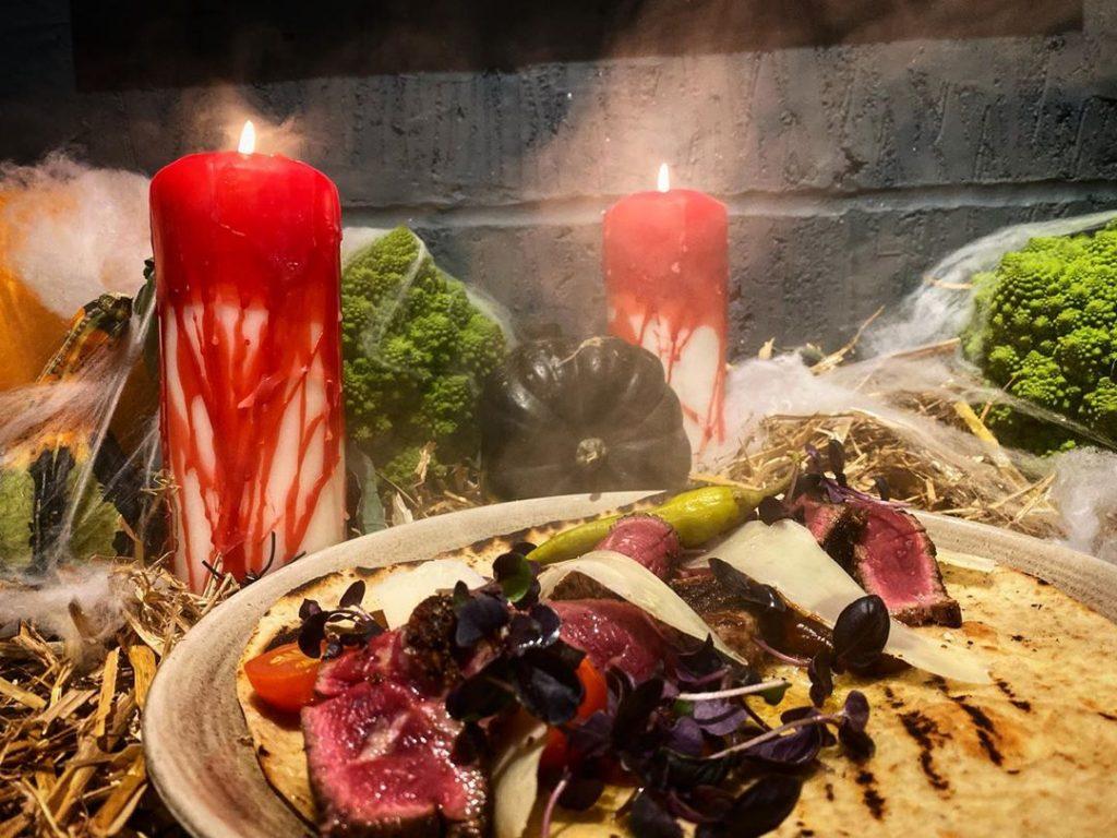 Eat Gourmet Kebabs At This Pumpkin Carving Bottomless Brunch This Halloween