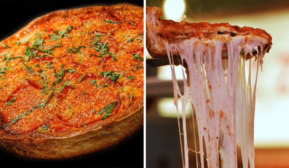 A Chicago-Style Pizza Joint Serving Tasty Deep Dish Pies Is Coming To Manchester