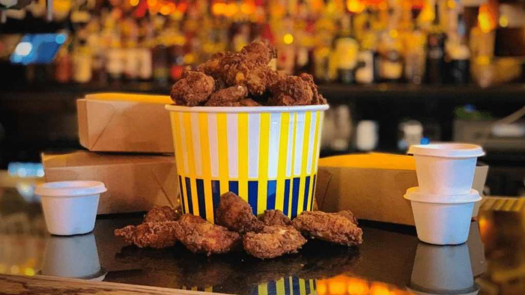 A Bottomless Chicken Wings Brunch Now Exists In Manchester And It's The Stuff Of Dreams