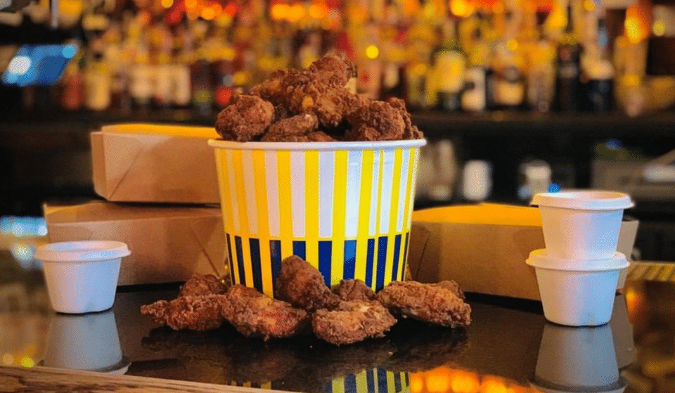 You Can Now Attend A Bottomless Chicken Wings Brunch To Celebrate The End Of Lockdown