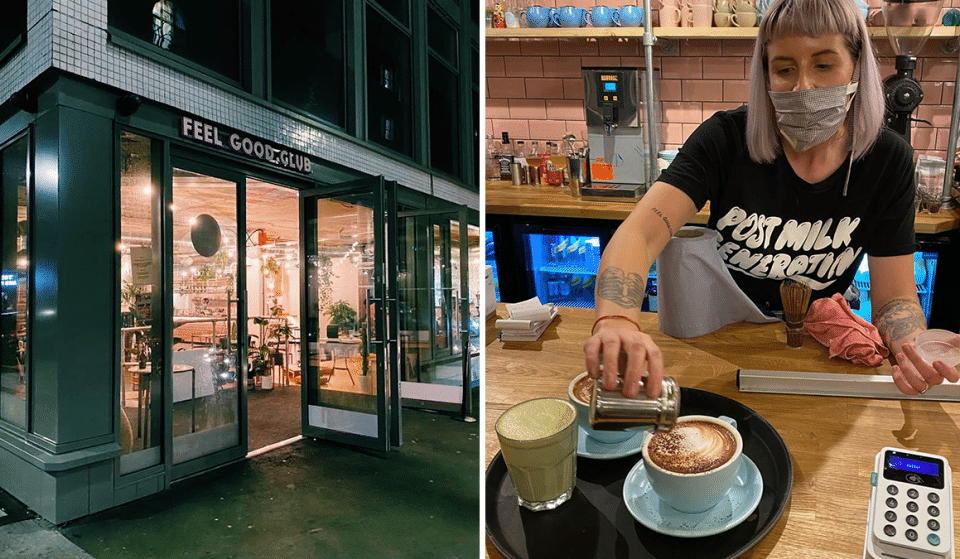 The Northern Quarter Coffee Shop With A Focus On Mental Health & Wellbeing · Feel Good Club