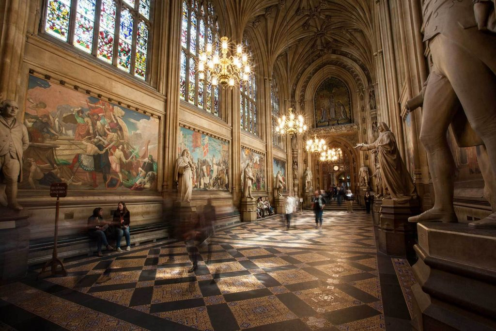Explore One Of The Country's Most Iconic Buildings In This Online Tour