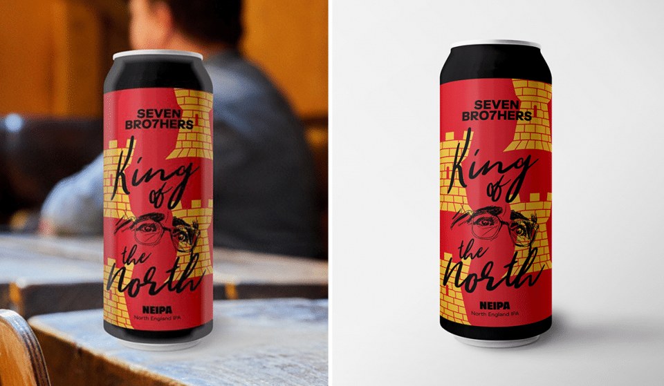 A Salford-Based Brewery Has Created A Genius Beer To Honour Mayor Andy Burnham