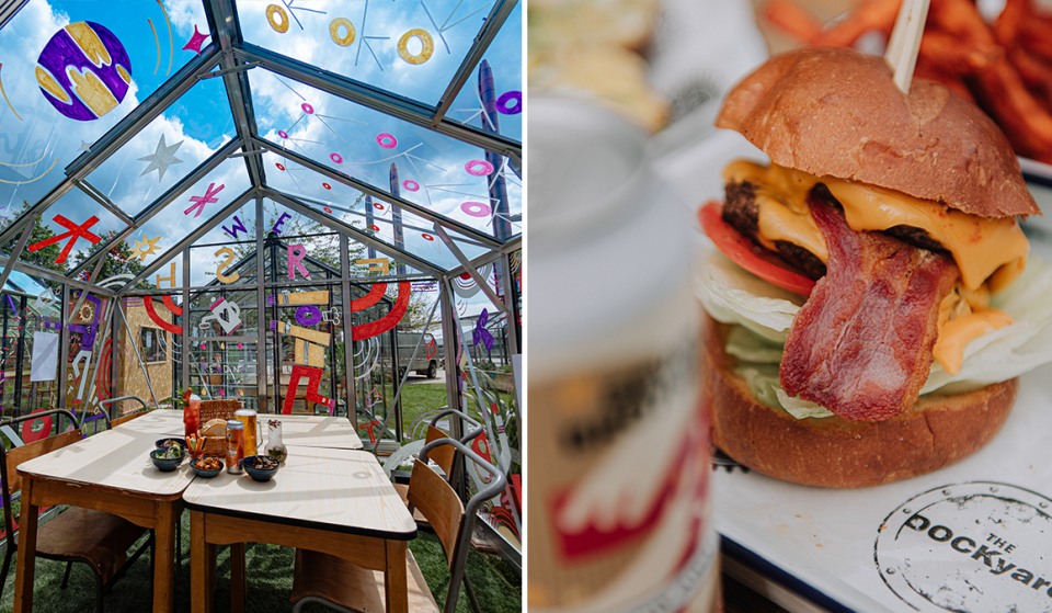 Seven Bro7hers To Host Cosy, Festive Greenhouses At MediaCityUK This Winter