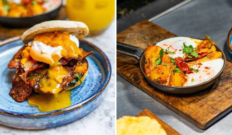 An Indian-Infused Bottomless Brunch With Free-Flowing Bubbles Has Arrived In Manchester