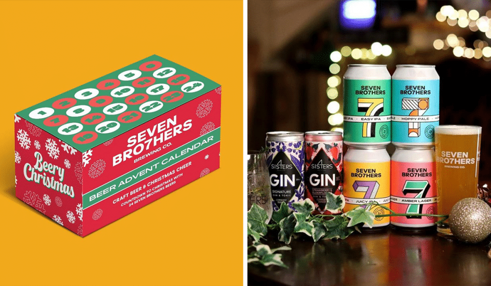 This Salford Brewery Has Launched A Beer Advent Calendar Packed Full Of Craft Beers
