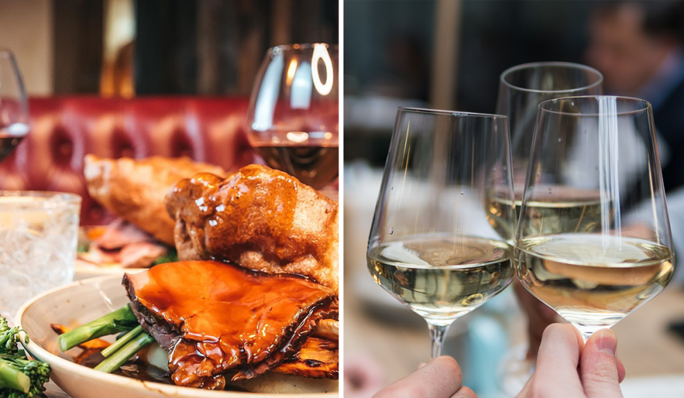 This Manchester Bar Has Created A Bottomless Sunday Roast That's Perfect For The Festive Season