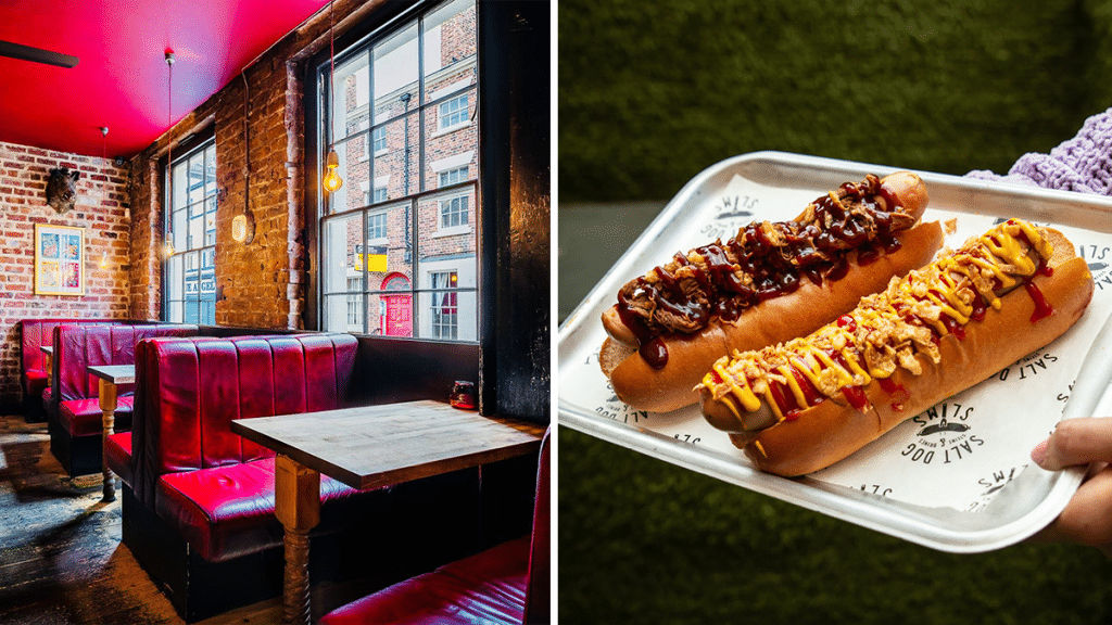 An American-Style Speakeasy Serving Steins And Hot Dogs Is Coming To Manchester Next Week
