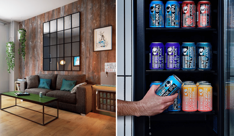 A Beer-Themed Hotel With Taps In Every Room Is Set To Open In Manchester This June