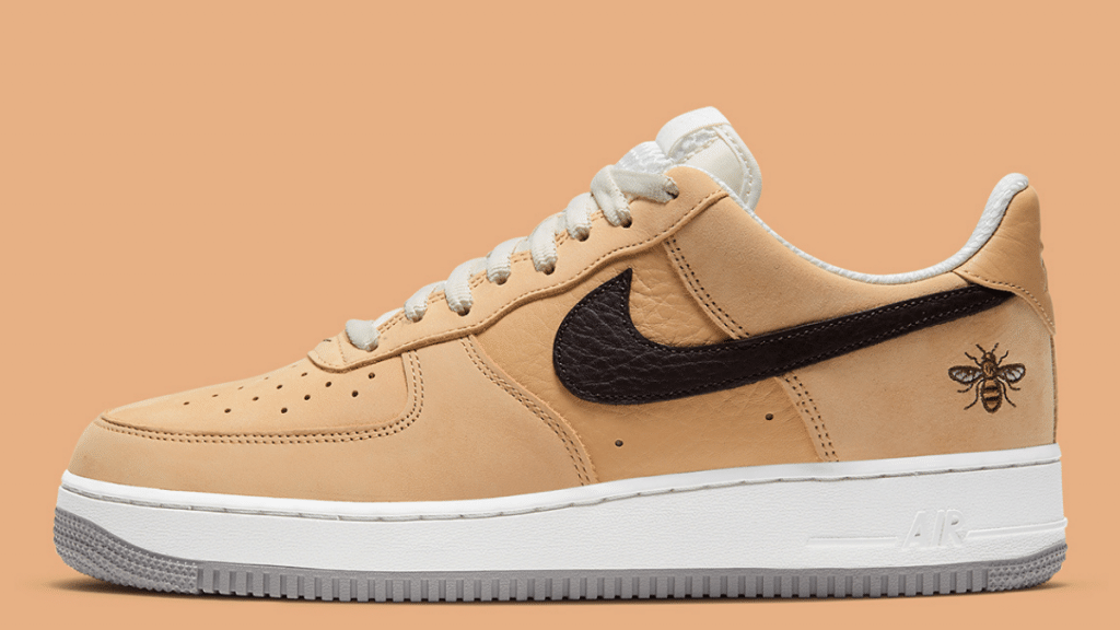You Can Now Get Rare Nike Trainers That Feature Manchester's Famous Worker Bee
