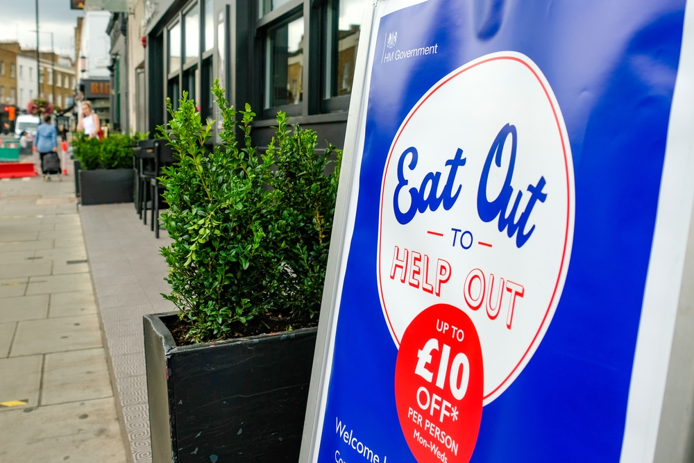 Rishi Sunak Hints That Eat Out To Help Out Could Make A Return After The Lockdown