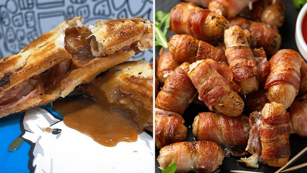 You Can Now Get Pigs In Blankets-Filled Toasties In Manchester And They're The Stuff Of Dreams