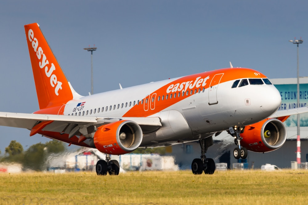 EasyJet's Flash Sale Is Currently Offering Cheap Flights For Summer 2021