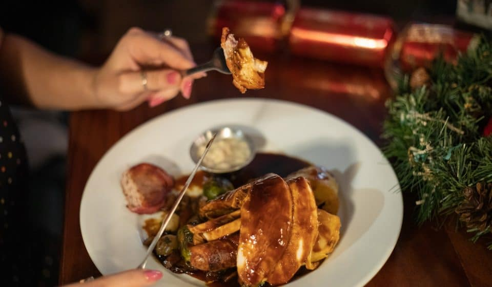 This Manchester Restaurant Will Prepare A Three-Course Dinner For You To Serve On Christmas Day