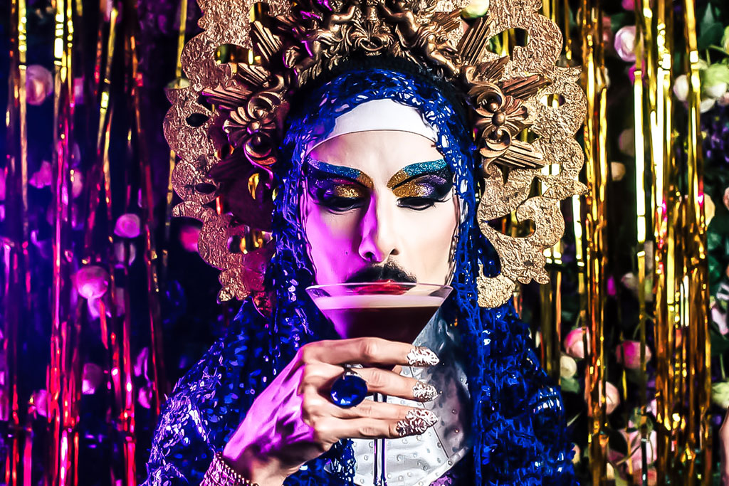 This Online Drag Cocktail Experience Is Here To Brighten Up Your Winter Nights