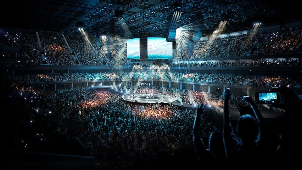 Harry Styles Has Invested In The UK's Biggest Arena, Which Is Set To Open In Manchester In 2023