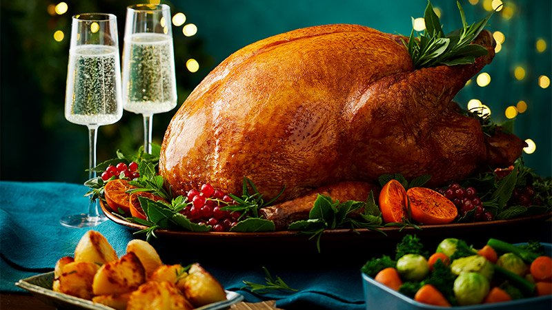 Morrisons Is Delivering Christmas Dinners To Anyone Self-Isolating This Christmas