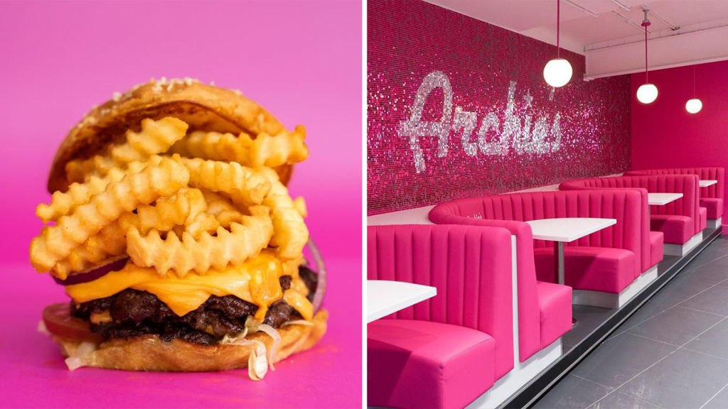 Archie's Has Finally Opened It's Brand New Trafford Centre Restaurant Today