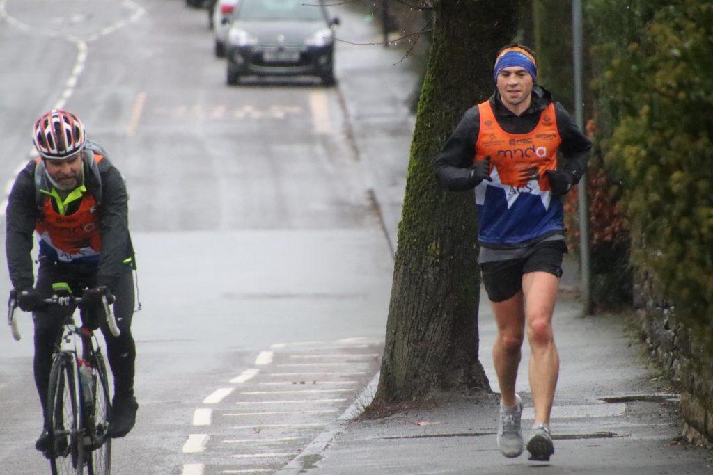 Manc Man Raises Over £2M For MND Charity By Running Seven Marathons In Seven Days