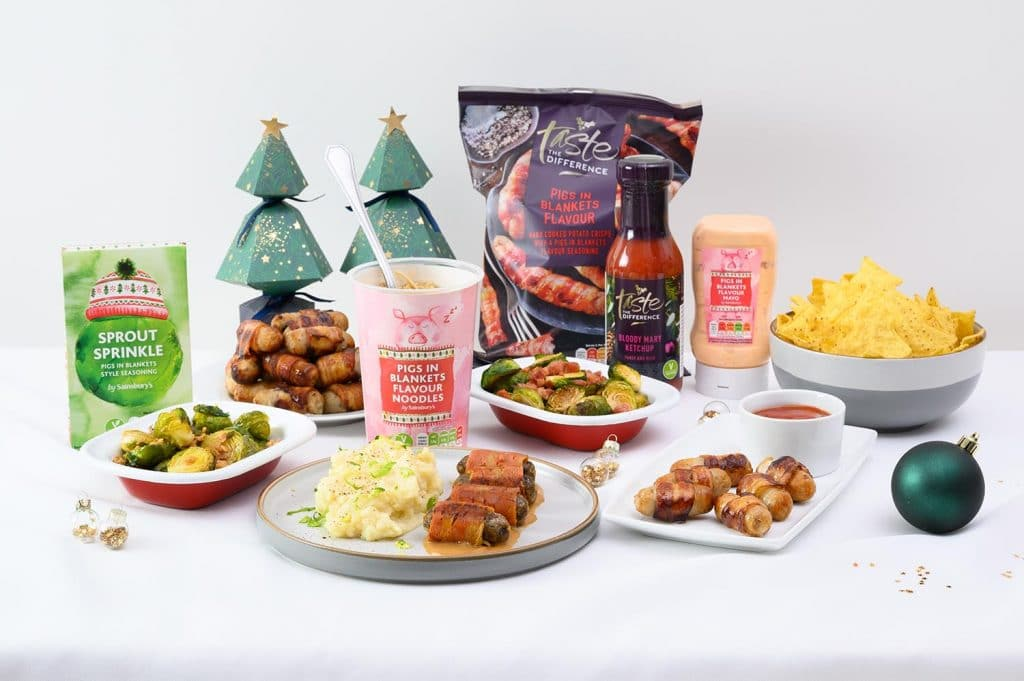 Sainsbury's Has Launched A Pigs In Blankets Pop-Up Restaurant For This Week Only