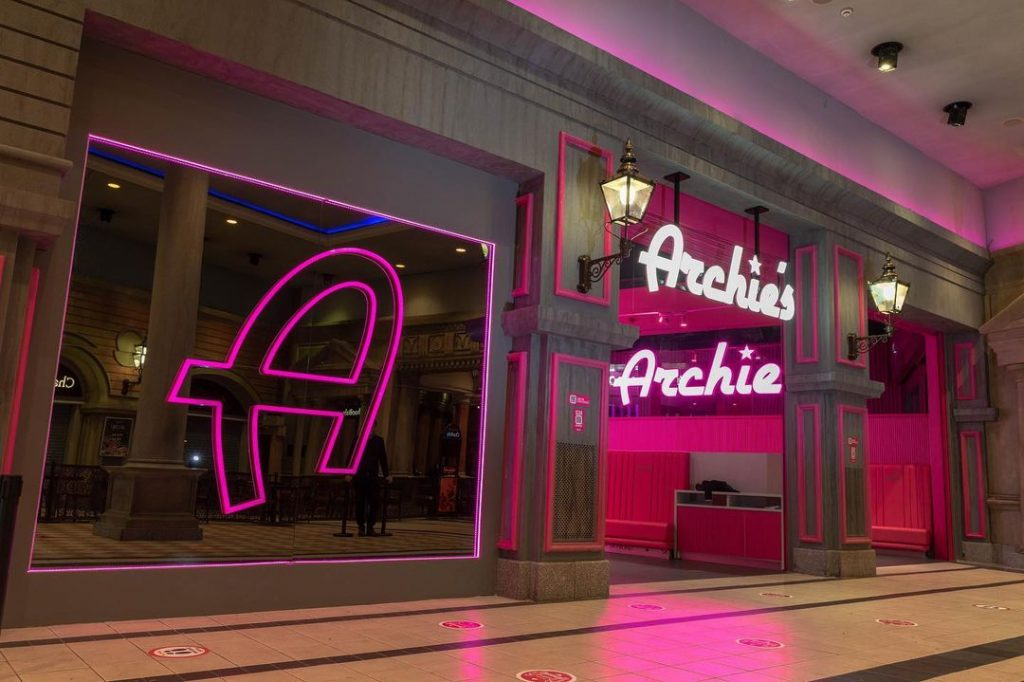 Archie's Will Open A City Centre Restaurant On Christmas Day To Feed The Homeless