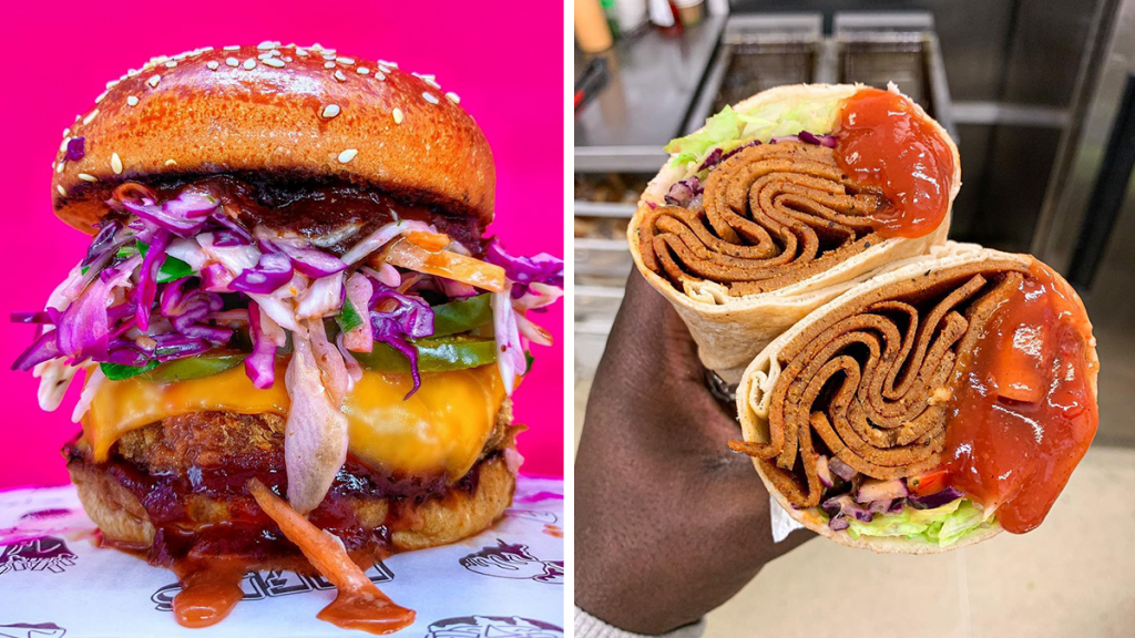 6 Vegan Restaurants To Try In Manchester That Even Meat-Eaters Will Love
