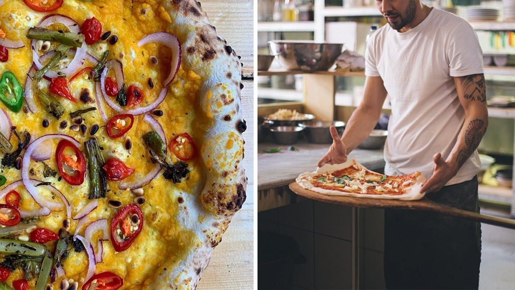 Rudy's Has Launched Three New Vegan Pizzas That You Can Bake At Home