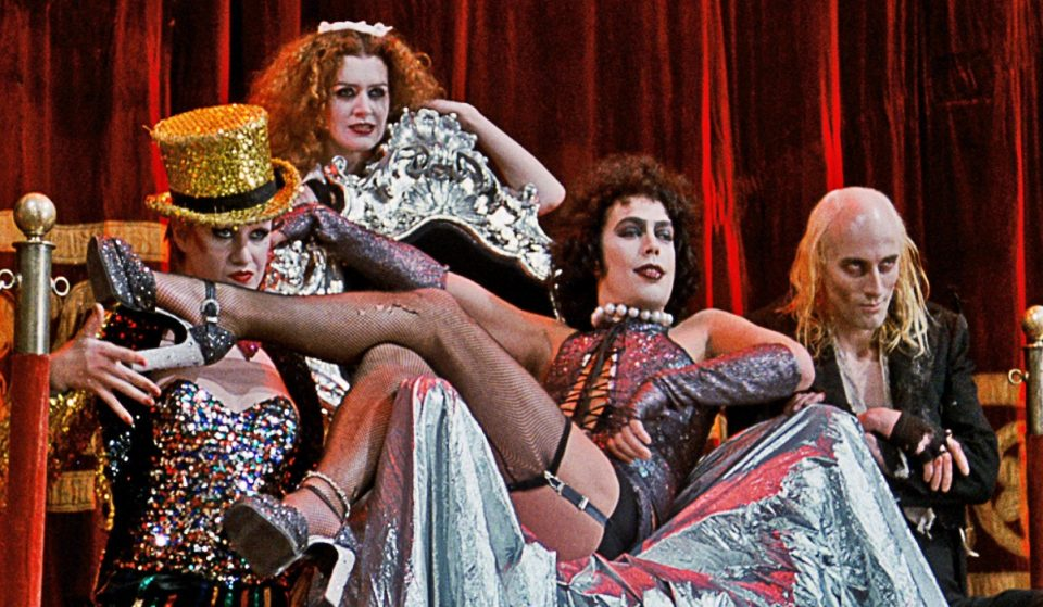 Immerse Yourself In The Weird And Wacky World Of Rocky Horror At This Curious Drive-In Experience