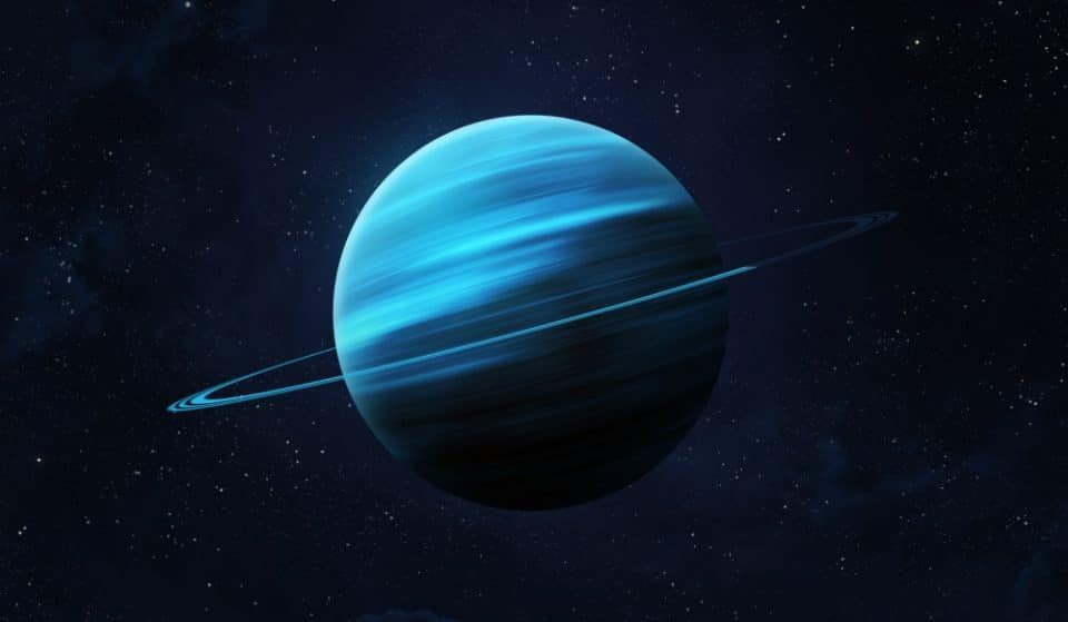 Uranus Is Set To Make An Extraordinary Appearance Above Manchester Tonight