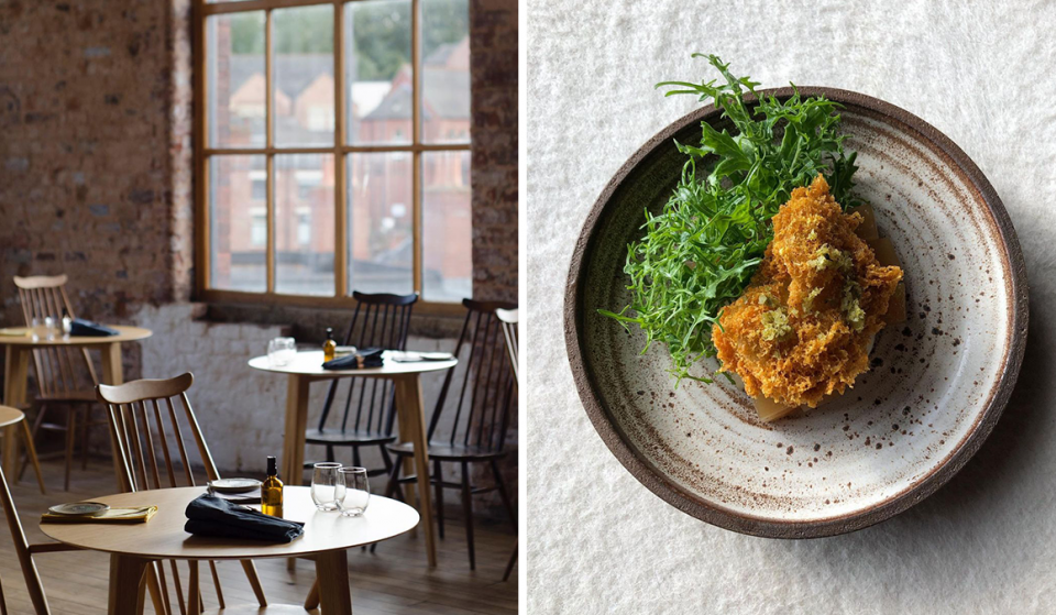 This Stockport Restaurant Has Been Awarded The New Green Michelin Star Award For Sustainability