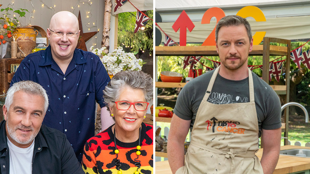 The Celeb Bake Off Line-Up Has Been Announced, And It's By Far The Best One Yet