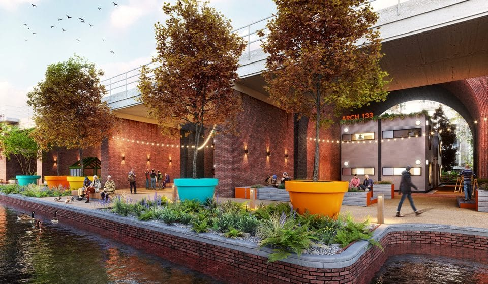 A New Shipping Container Village Is Coming To Manchester, Giving The Homeless A Place To Go
