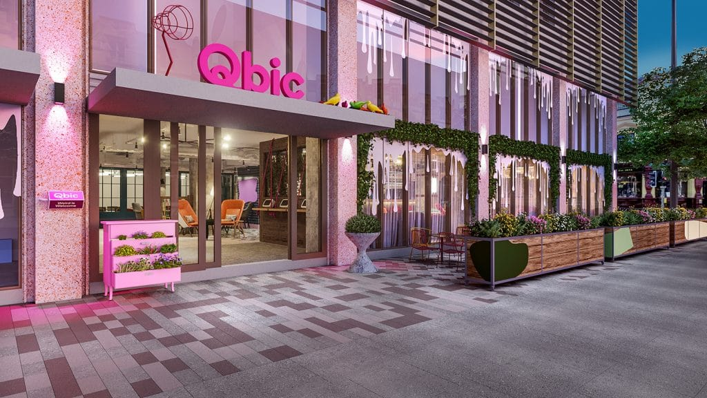 A New Pink Paradise Hotel Is Opening Next Month – And It's Pet Friendly