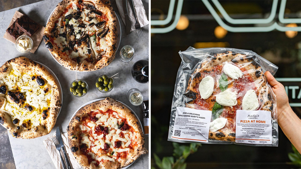 Rudy's Has Created The Ultimate Valentine's Night In Box, And It's Perfect For Pizza Lovers