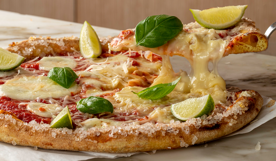 You Can Now Get A Boozy Tequila-Infused Pizza Thanks To Crazy Pedros & Jose Cuervo