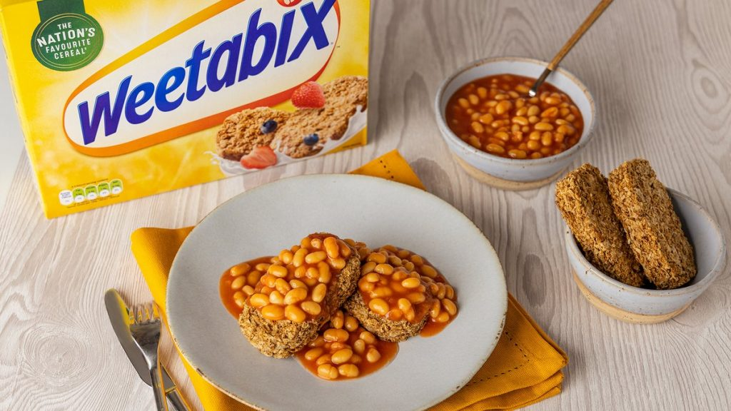 Weetabix Has Suggested Serving Them With Beans – And People Aren't Happy About It