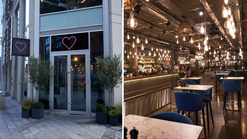 Where Is First Dates Filmed? The Manchester Restaurant Providing The Show's Romantic Backdrop