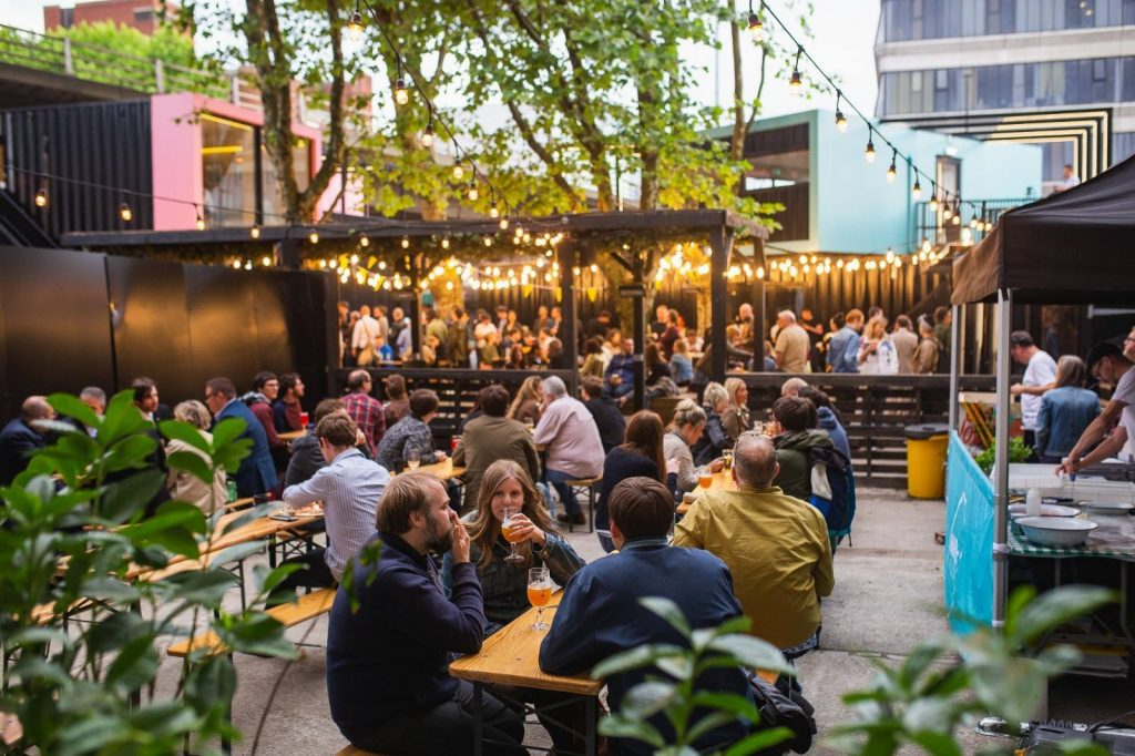 Hatch Is Re-Opening Next Week With A Summer Festival Experience And Brand New Traders