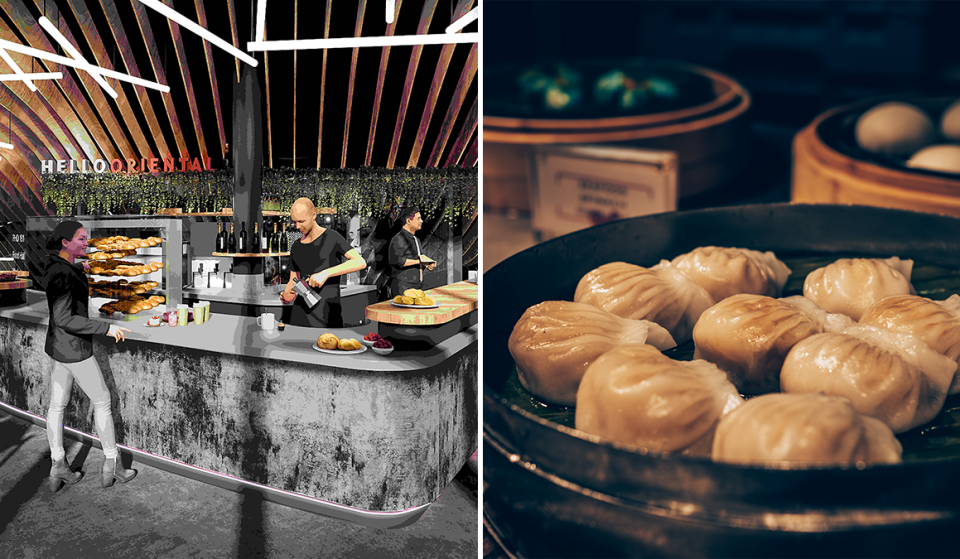 A Cool New Underground Chinese Market Hall Is Opening In Manchester City Centre