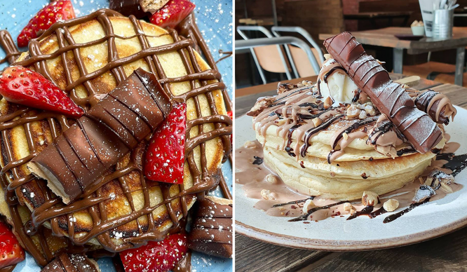 8 Flippin' Good Manchester Restaurants Serving Takeaway Pancakes Today