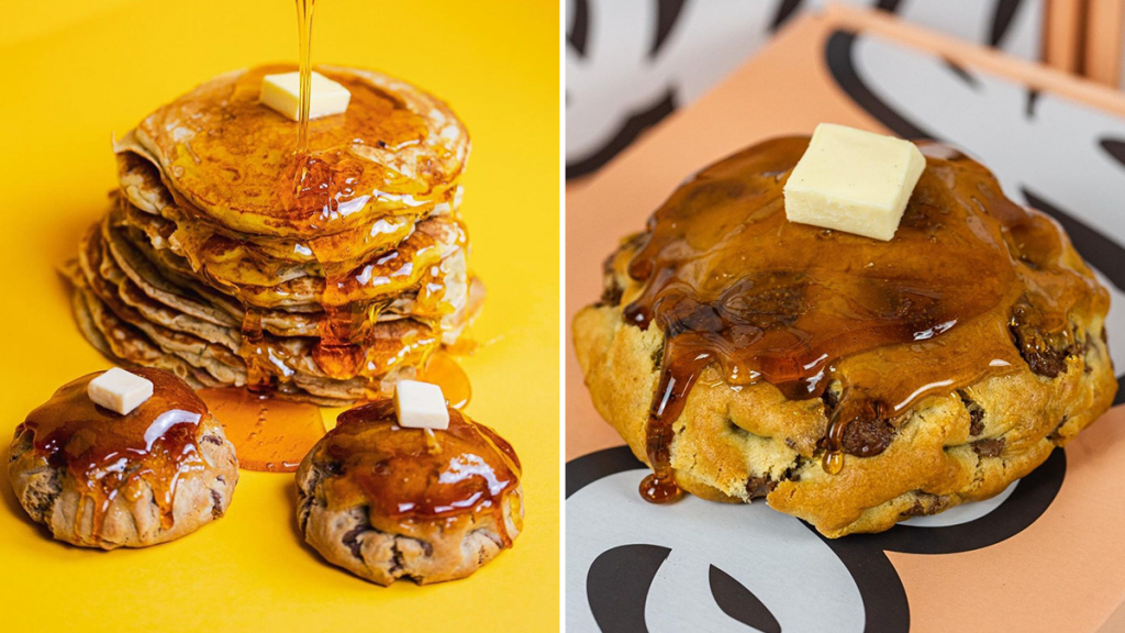 Gooey Has Created The Ultimate Pancake Cookie Hybrid – And It's Perfect For Shrove Tuesday