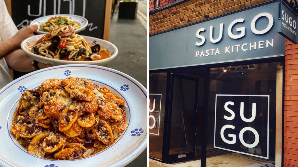 Sugo Is Opening A Third Greater Manchester Restaurant In Sale This Autumn