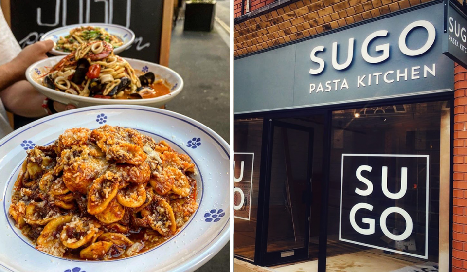 Sugo Is Opening A Third Greater Manchester Restaurant In Sale