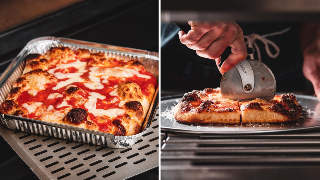 Nell's Pizza Has Created A New 'Bake At Home' NYC-Inspired Pizza