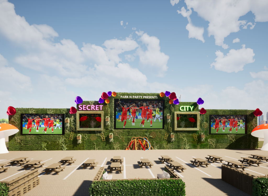 Cheer Your Team To Glory This Summer At Manchester's Dedicated Euro 2020 Fanpark