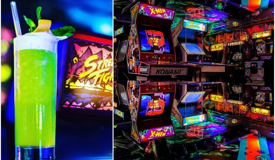 A Huge 80s-Themed Arcade Cocktail Bar Is Opening On Peter Street • NQ64