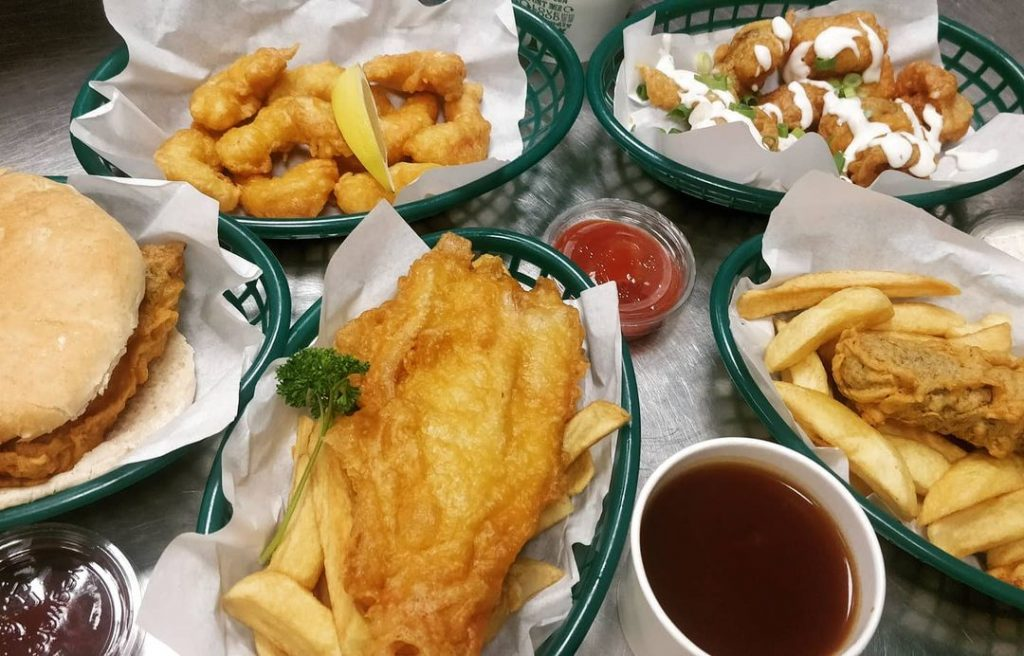 A Vegan Fish & Chip Shop Now Exists In Manchester And It Looks Delicious