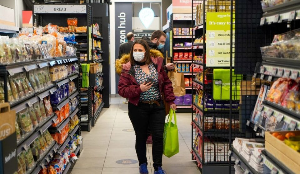 Amazon's First Checkout-Free Store Has Landed In The UK – With More Set To Open Soon